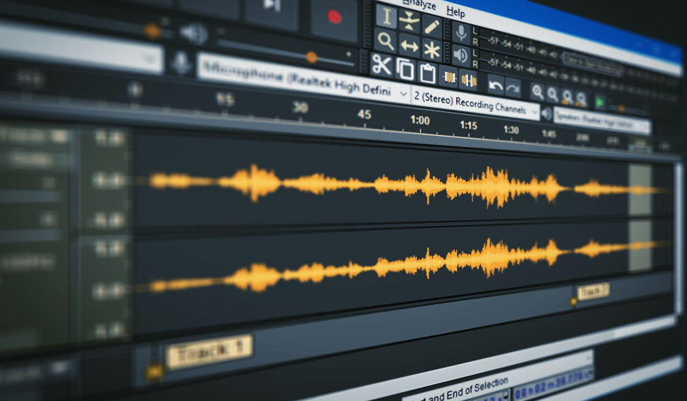 5 Tips for Getting Started Working with Audio in Audacity