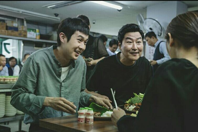 Academy Award-Nominated Editor Jin-mo Yang Shares His Secrets — Woo-sik Choi and Kang-ho Song in Parasite