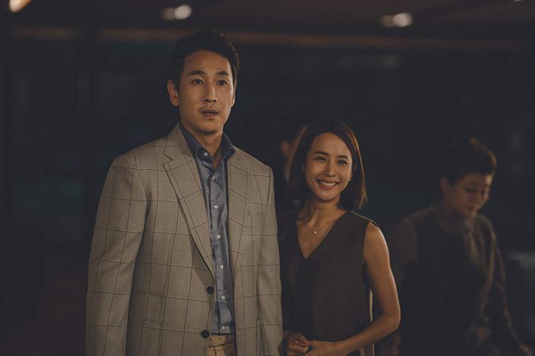 Academy Award-Nominated Editor Jin-mo Yang Shares His Secrets — Sun-kyun Lee and Yeo-jeong Jo in Parasite