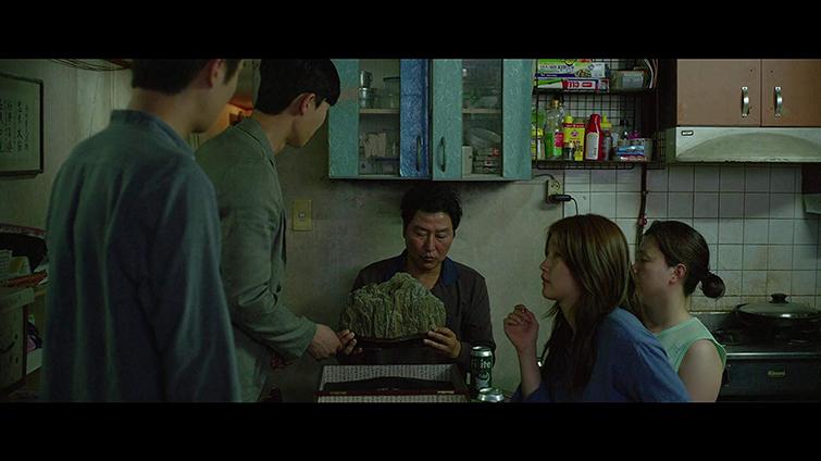 Kang-ho Song in a Scene from ParasiteAcademy Award-Nominated Editor Jin-mo Yang Shares His Secrets —