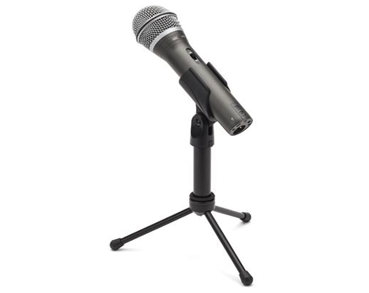 The Best Microphone Setups for Every Type of Podcaster — Samson Q2U USB/XLR Dynamic Microphone