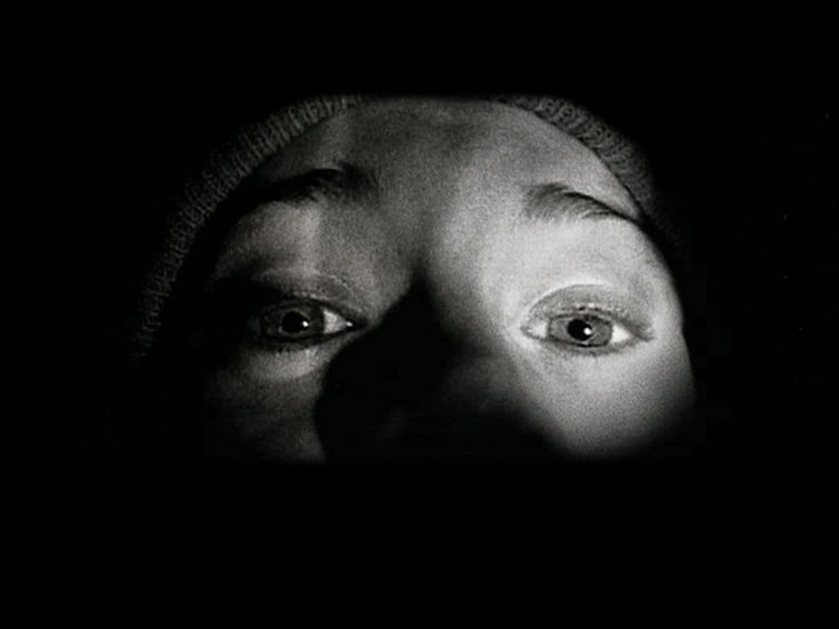 """Heather Donahue in """"The Blair Witch Project"""""""