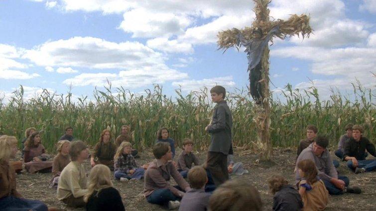"Scene from ""Children of the Corn"""