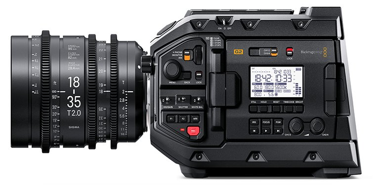Hot Takes: The Questionable Future of RED Cameras — Blackmagic Design
