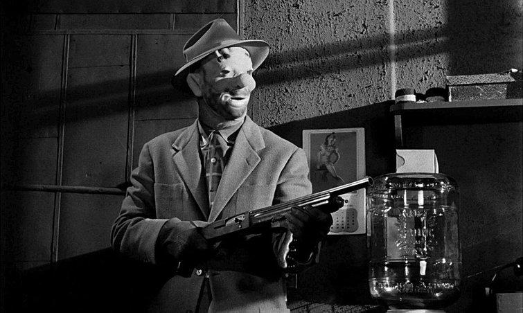 "Sterling Hayden in ""The Killing"""