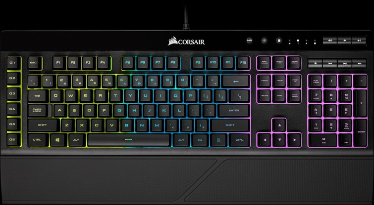 Unlock the Power of Macros with These Gaming Keyboards — Corsair K55 RGB