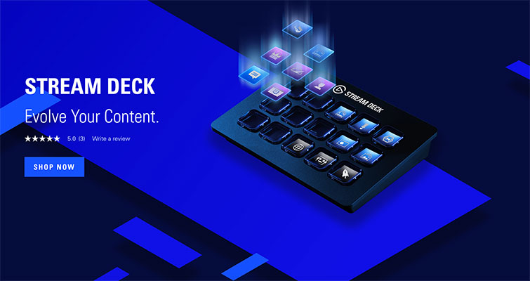 Unlock the Power of Macros with These Gaming Keyboards — The Elgato Steam Deck