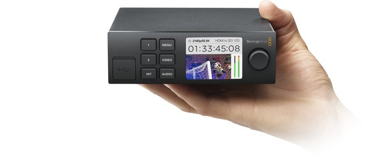 Teranex Mini Smart Panel