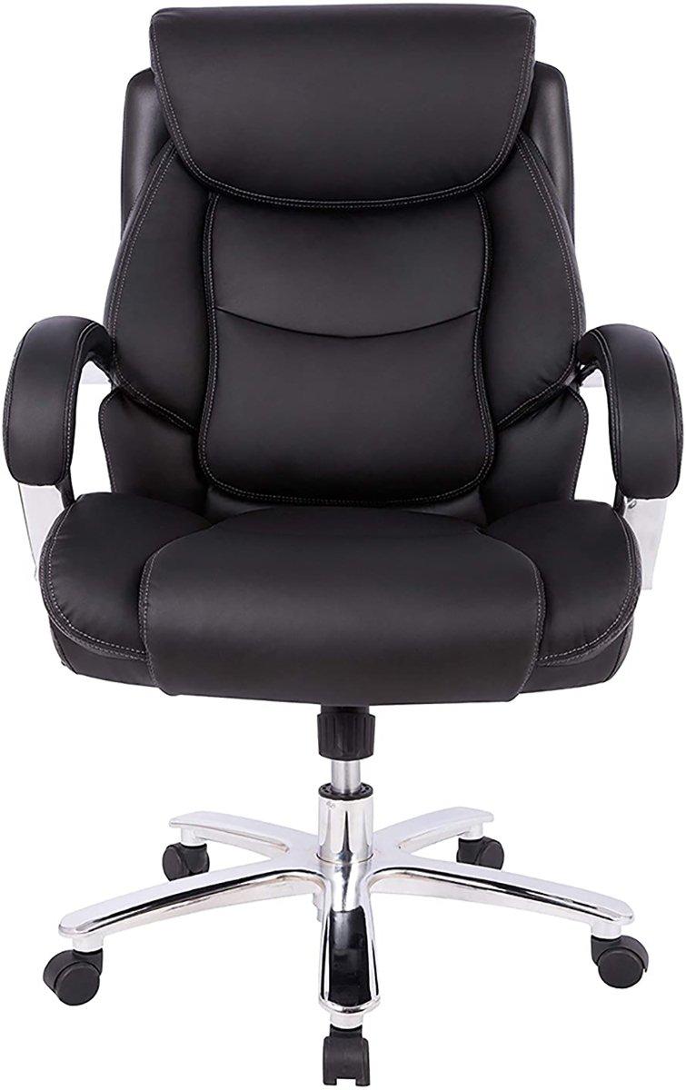 AmazonBasics Big & Tall Executive Office Desk Chair