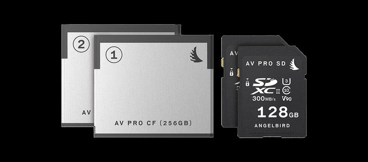 Learn How to Pick the Best Media Card for Your Camera — Angelbird Match Pack for URSA Mini Pro