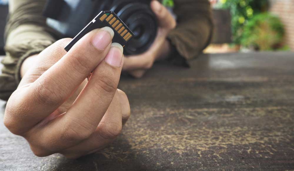 Learn How to Pick the Best Media Card for Your Camera