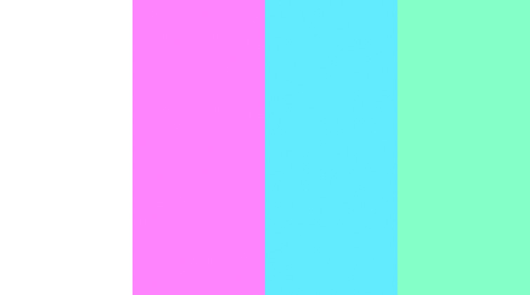 The Visual Styles of the Synthwave and Vaporwave Video — The Vaporwave Color Palette