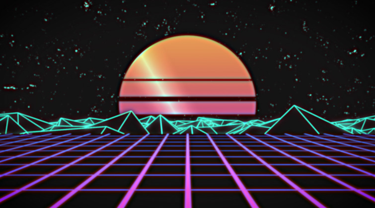 Retrowave Loop
