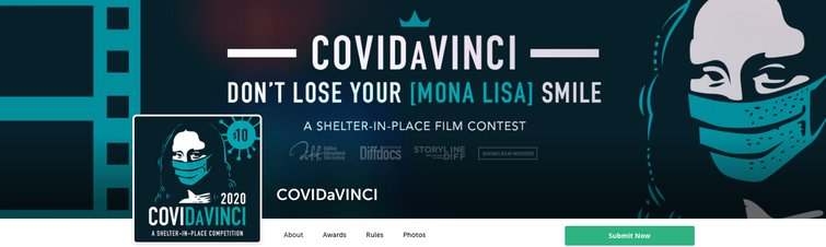 7 Best Digital Film Festivals and Online Film Challenges — COVIDaVINCI Film Festival