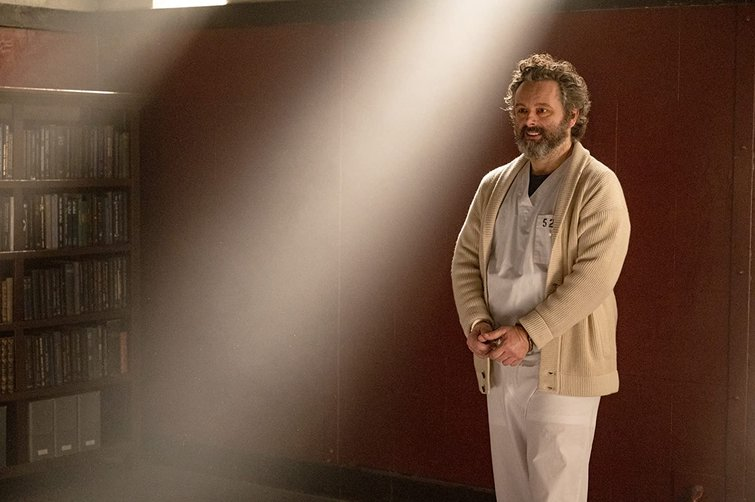 "How Creatives Use Video Collaboration Apps During Lockdown — Using Screenlight: Michael Sheen in ""Prodigal Son"""