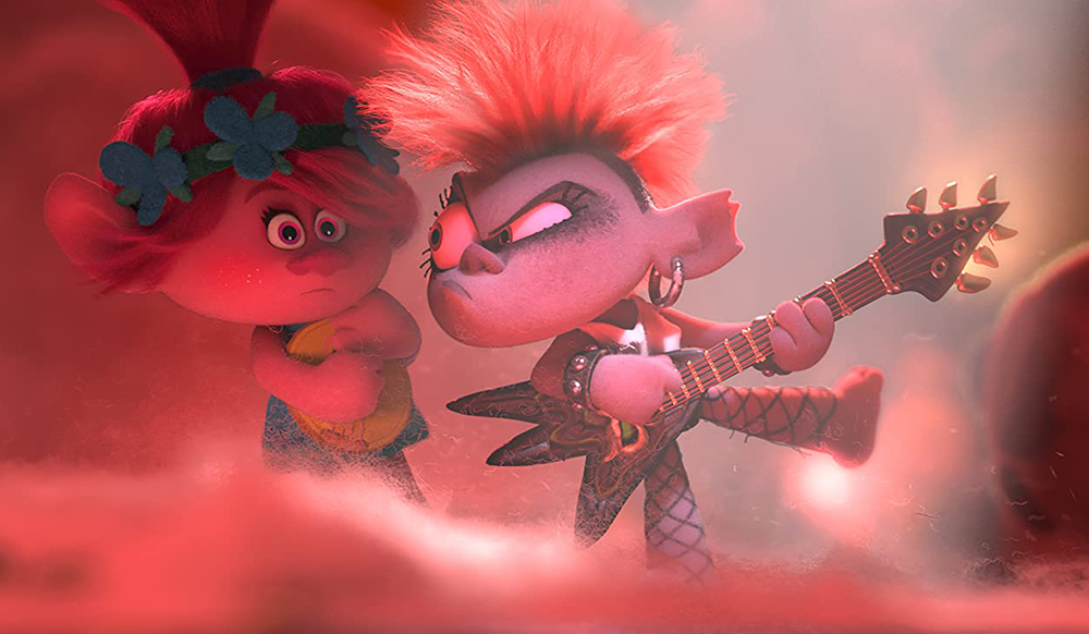 "Universal ""Trolls"" Movie Theaters, AMC and Regal Fight Back"