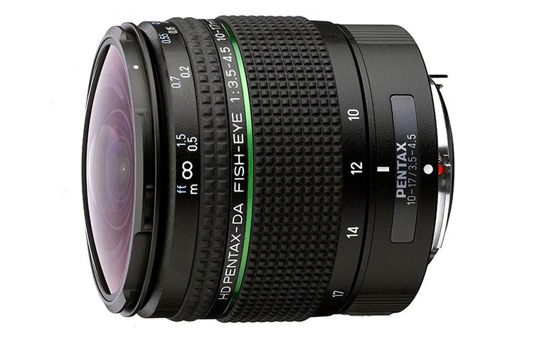 PENTAX 10-17mm F/3.5-4.5