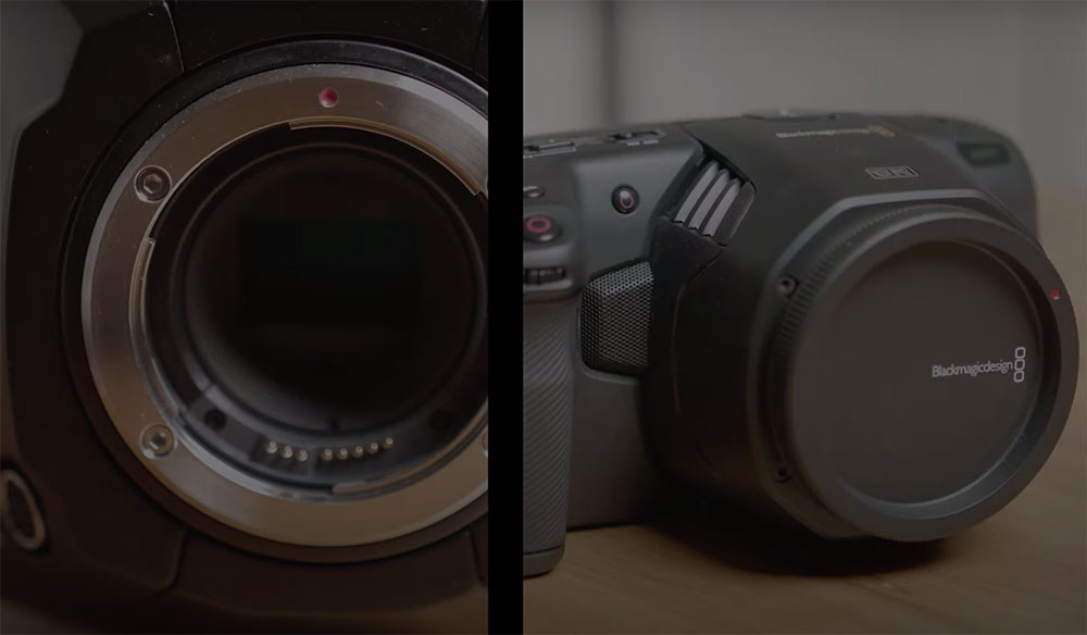 The BMPCC 6K VS. the URSA Mini Pro 4.6K G2 for Handheld Shooters