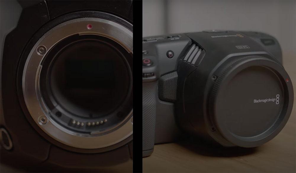 The BMPCC 6K VS. the URSA Mini Pro 4.6K G2 for Handheld Shooters
