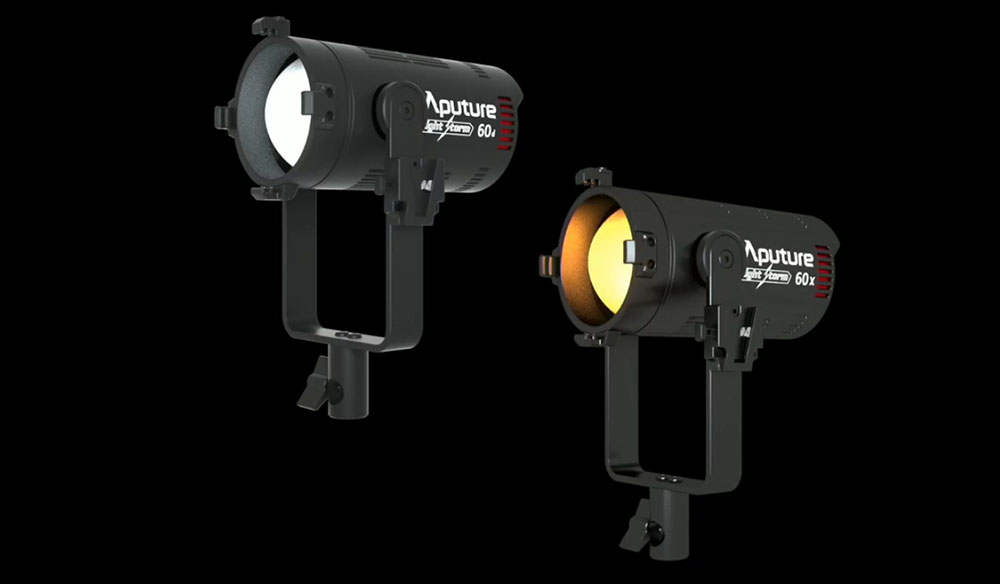 Aputure Announces the New Light Storm 60D and 60X
