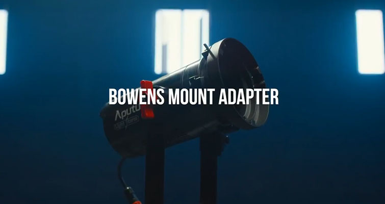 Aputure Announces the New Light Storm 60D and 60X — Bowens Mount Adjuster