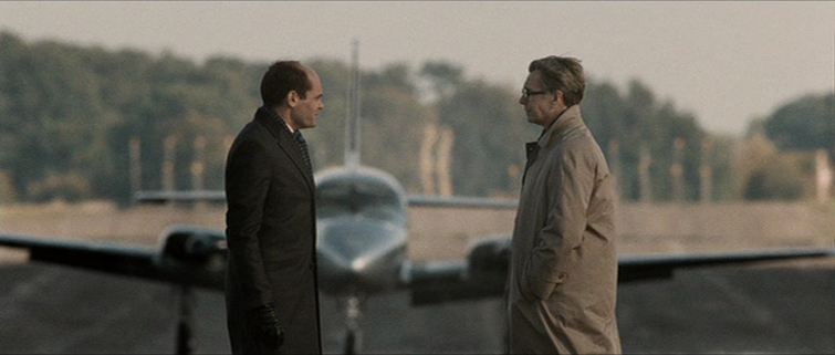 Hoyte van Hoytema cinematography Tinker Tailor Soldier Spy