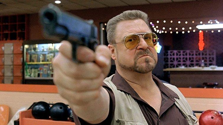 "John Goodman in ""The Big Lebowski"""