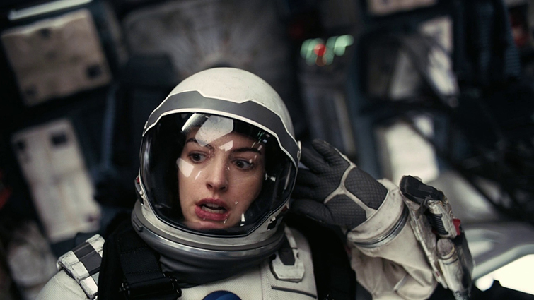 Hoyte van Hoytema cinematography Interstellar