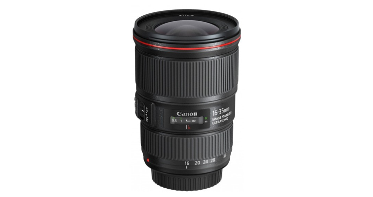 The Canon 18-35mm f/4
