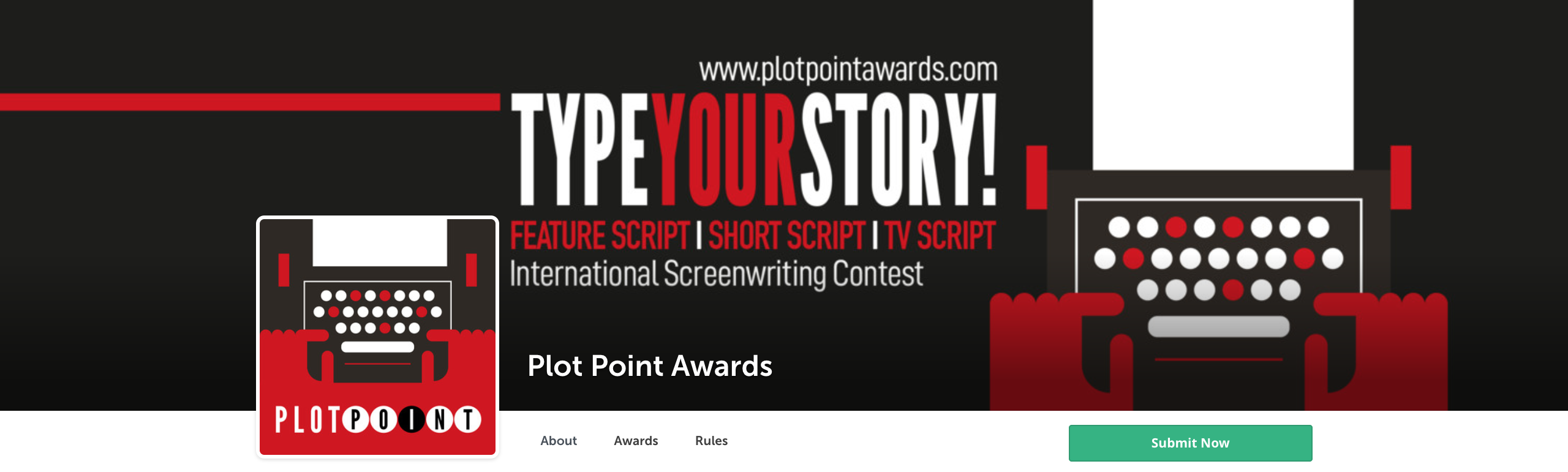 Plot Point Awards