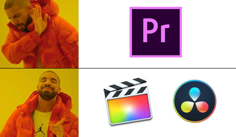 Premiere Pro Is Dead: Why It's Time to Make the Switch