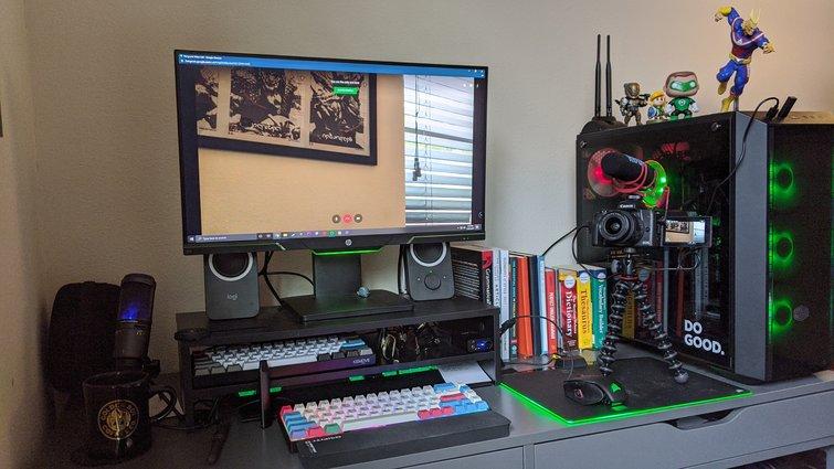 Desktop Setup
