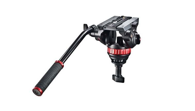 Manfrotto 502A Pro Video Head — 75mm Half Ball