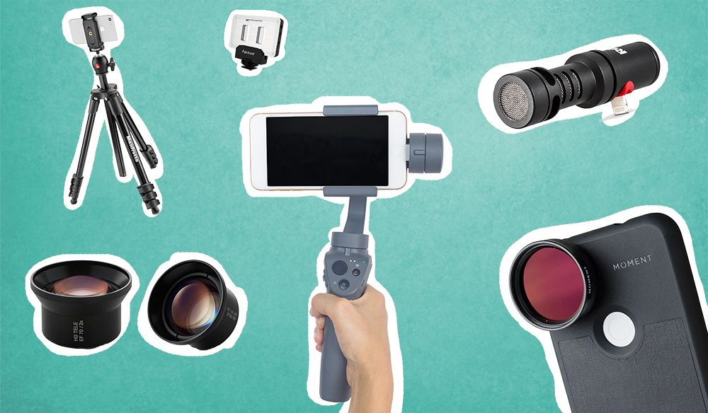 The Best Mobile Filmmaking Gear for Making Videos on Your Phone