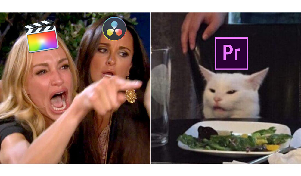 Premiere Pro Is Not Dead: Why I'm Sticking With This Frustrating Program