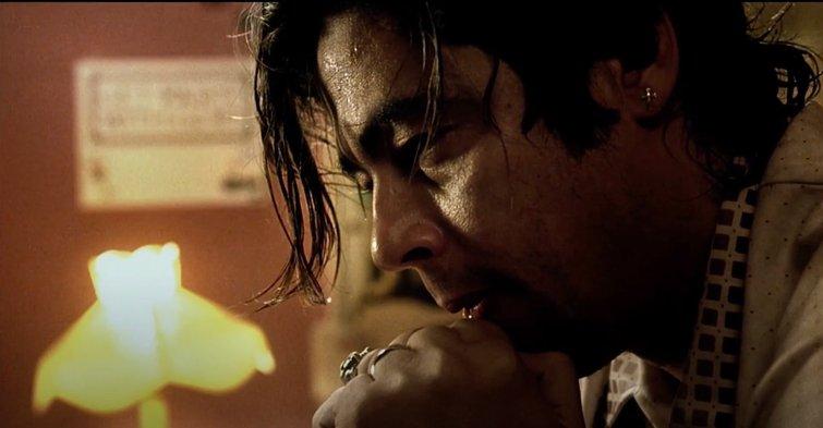 Benicio Del Toro in 21 Grams