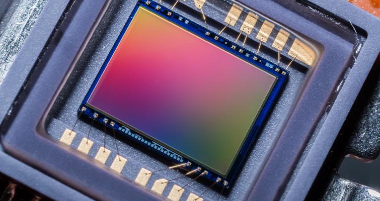Digital Camera Sensor Chip