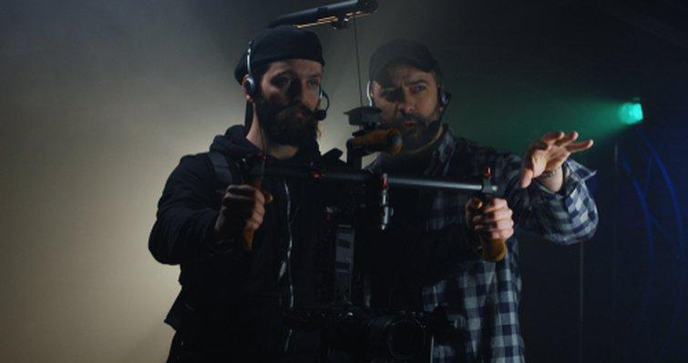 Director Instructing Cameraman