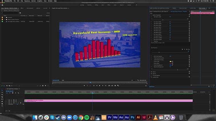 Mogrts Inside Premiere Pro