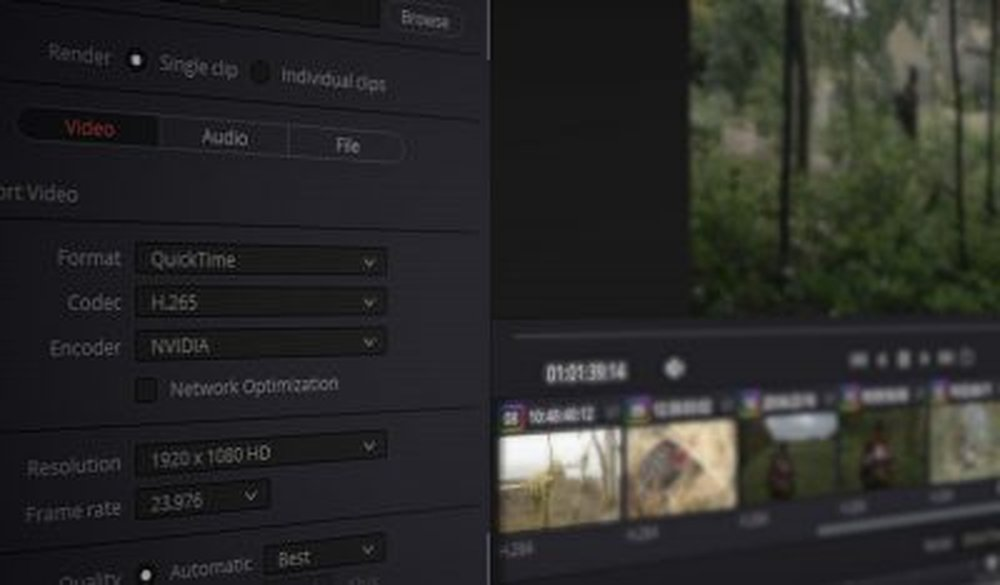 How to Export Videos in DaVinci Resolve – A Simple Breakdown