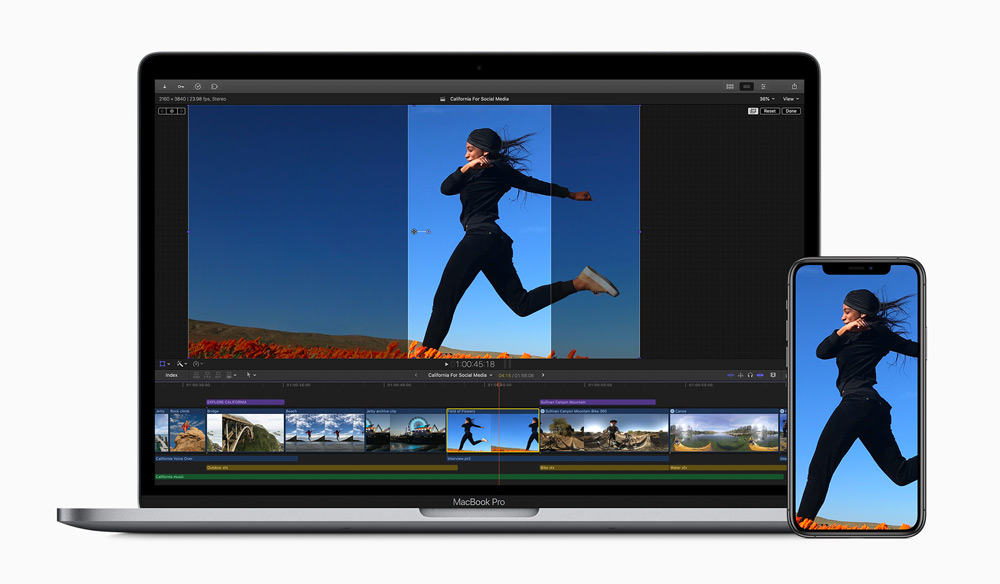 FCPX 10.4.9 Updates for Better Online Videos and Beyond