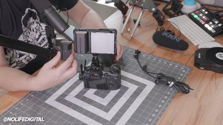 Choosing the Right Battery: Standard Camera Battery