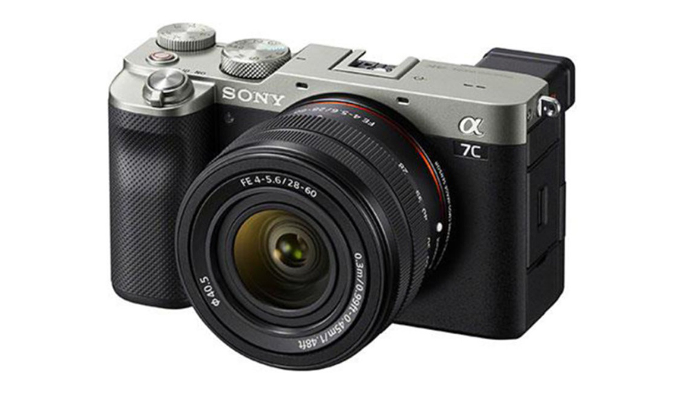 Sony Goes Small With New a7C Full-Frame Digital Camera