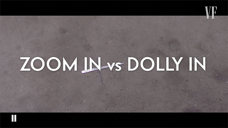 Zoom vs. Dolly