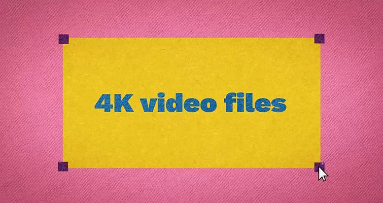 4K Video Files