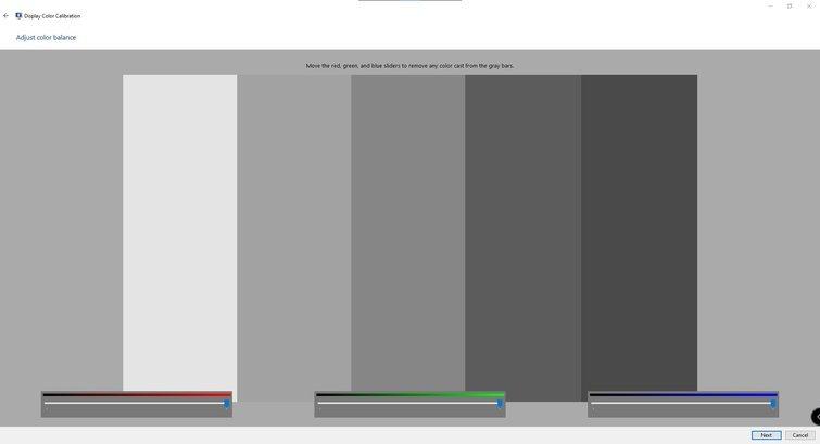 Calibrating Monitors with Windows: Adjust Color
