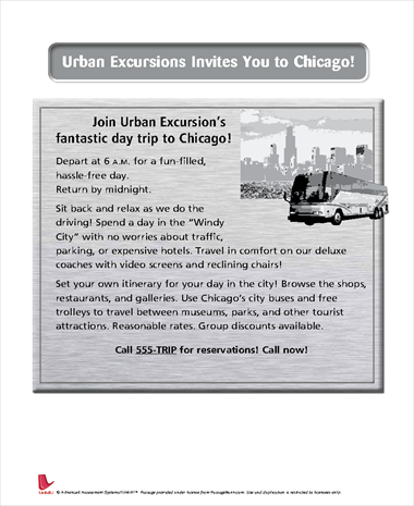 Urban Excursions Invites You to Chicago!