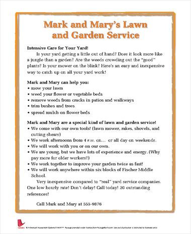 Mark and Marys Lawn and Garden Service