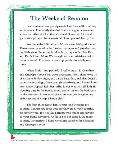 The Weekend Reunion