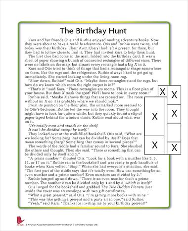 The Birthday Hunt